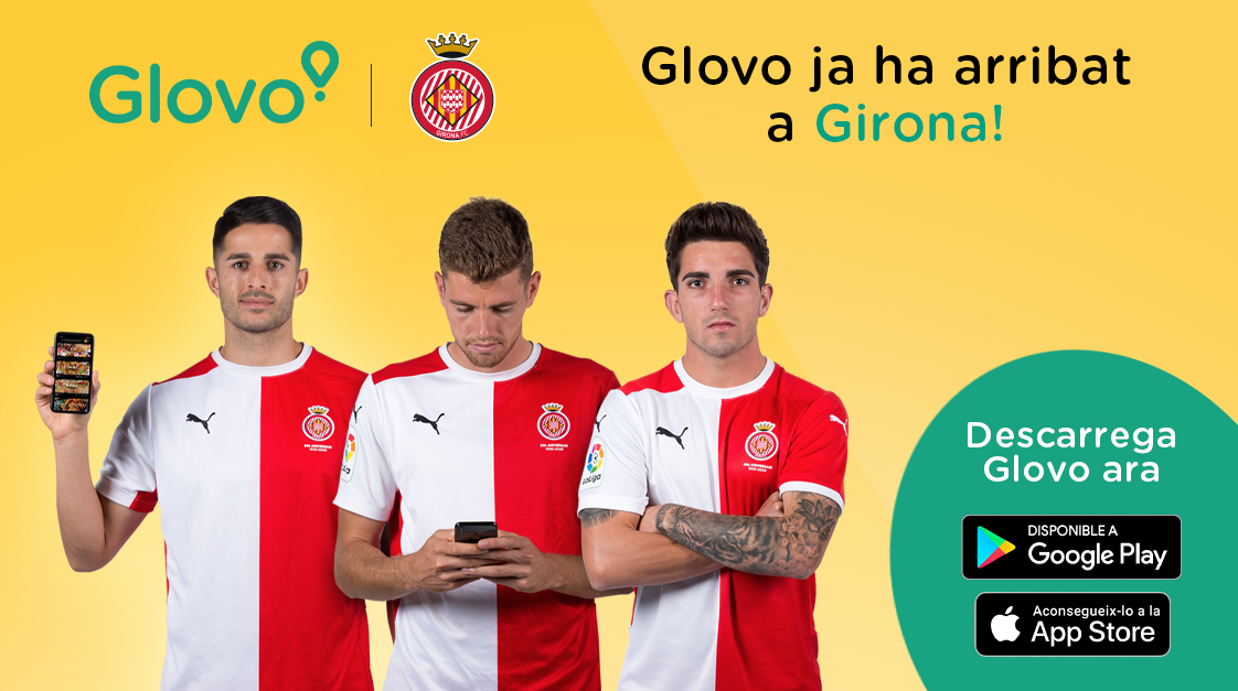 Banner App Glovo - GFC