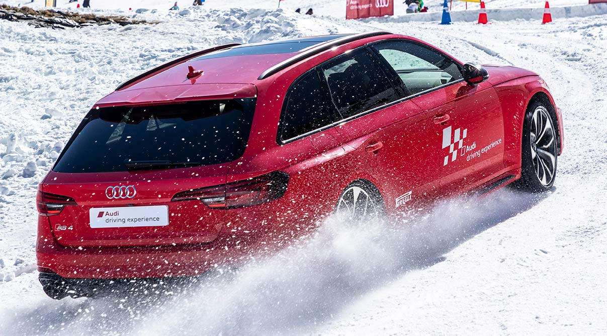 Audi Driving Experience 2020