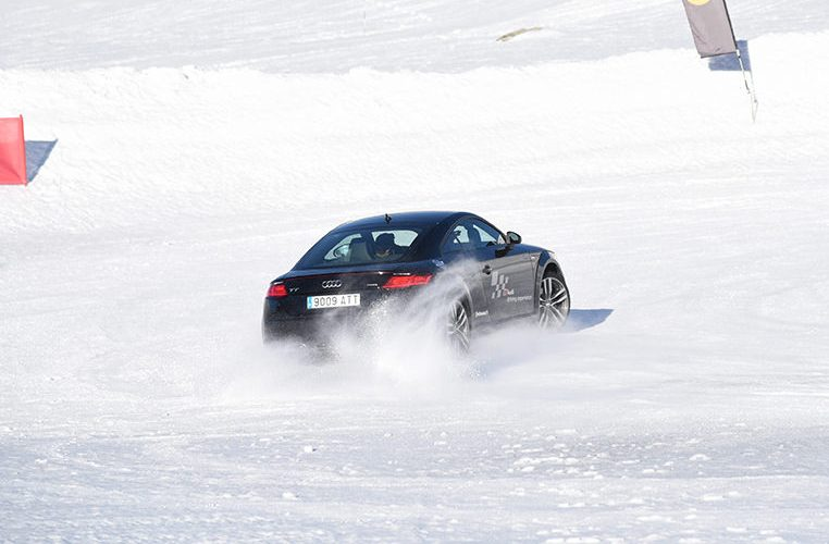Audi Winter Experience 2019