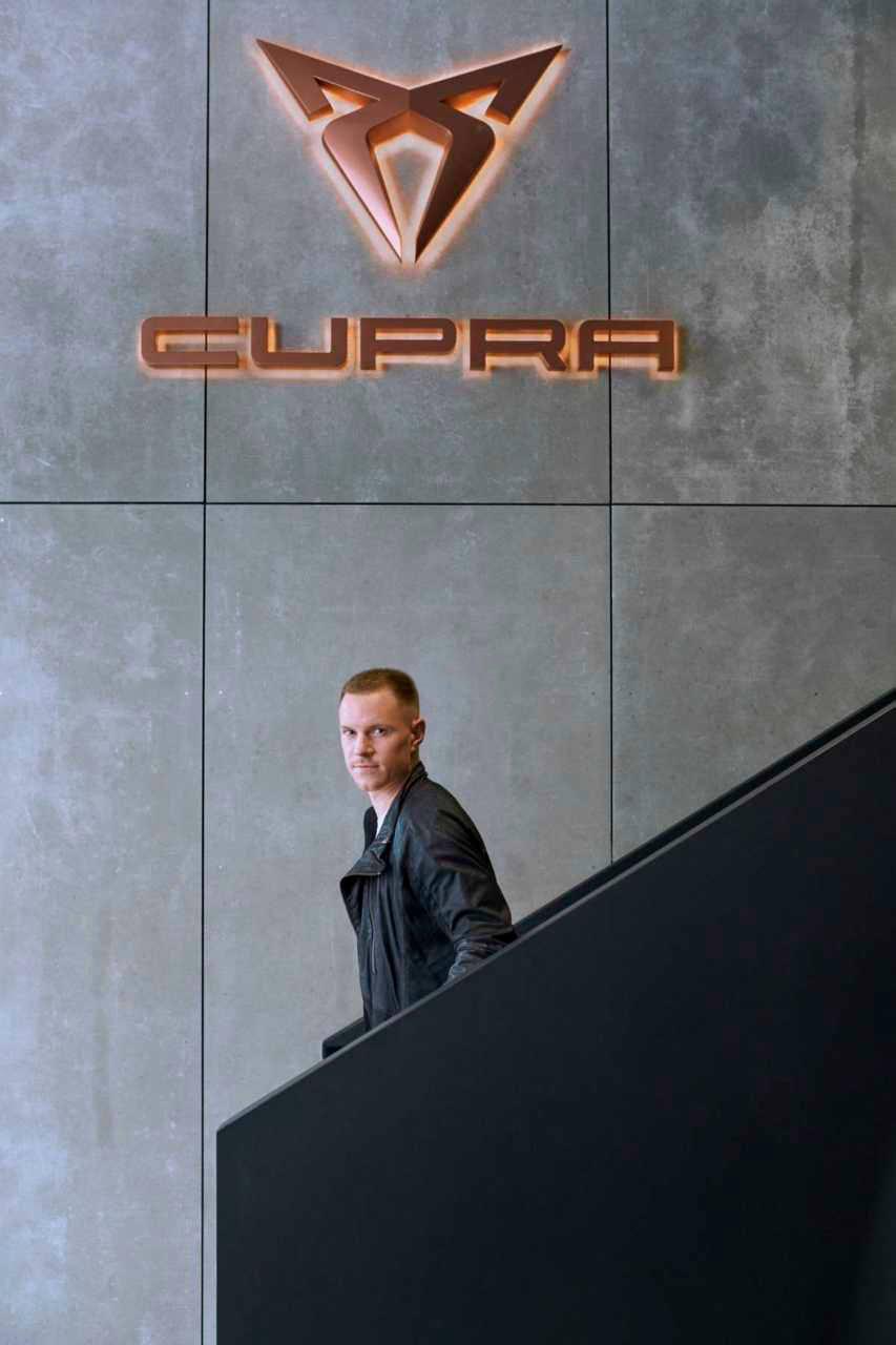 Cupra y Ter Stegen